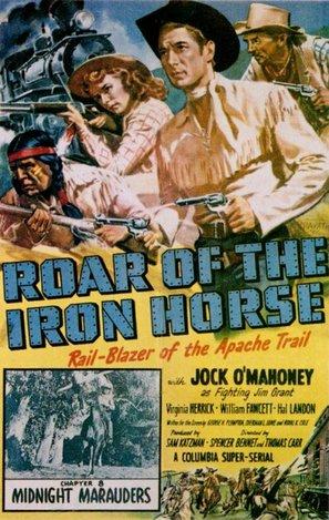 Roar of the Iron Horse, Rail-Blazer of the Apache Trail - Movie Poster (thumbnail)