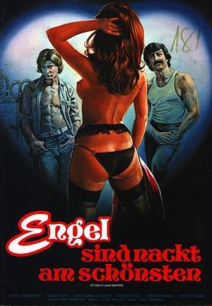 Amanti miei - German Movie Poster (thumbnail)