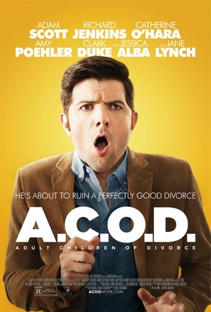 A.C.O.D. - Movie Poster (thumbnail)