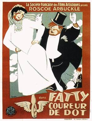 His Wedding Night - French Movie Poster (thumbnail)