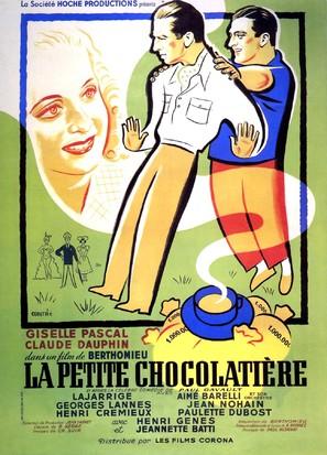 La petite chocolatière - French Movie Poster (thumbnail)