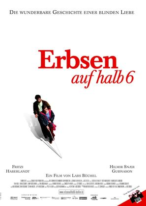 Erbsen auf halb 6 - German poster (thumbnail)