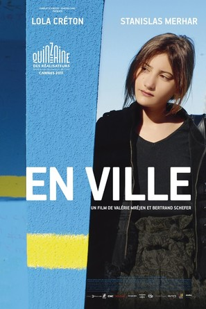 En ville - French Movie Poster (thumbnail)