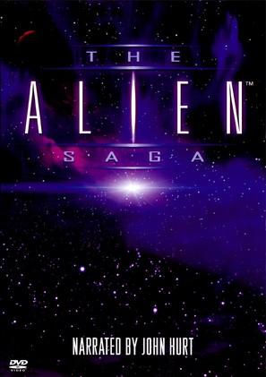 The Alien Saga - poster (thumbnail)