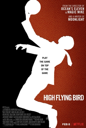 High Flying Bird - Movie Poster (thumbnail)