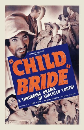 Child Bride - Movie Poster (thumbnail)