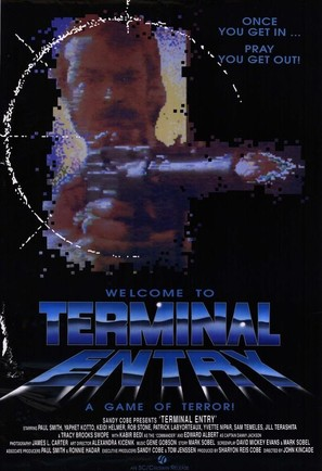 Terminal Entry - Movie Poster (thumbnail)