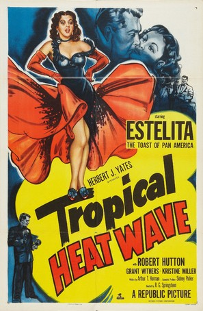 Tropical Heat Wave - Movie Poster (thumbnail)