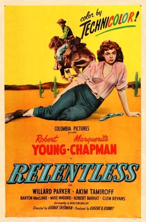 Relentless - Movie Poster (thumbnail)
