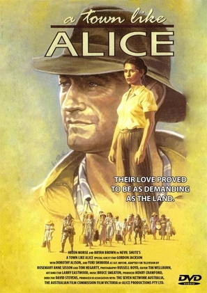 """A Town Like Alice"" - Australian Movie Poster (thumbnail)"