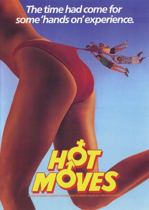 Hot Moves - Movie Poster (thumbnail)