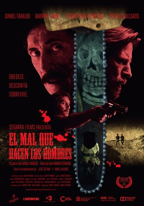 The Evil That Men Do - Spanish Movie Poster (thumbnail)