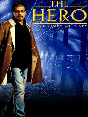 The Hero: Love Story of a Spy - Indian Movie Poster (thumbnail)