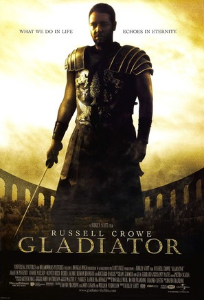 Gladiator - Movie Poster (thumbnail)