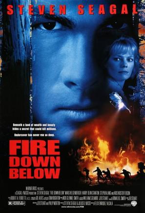 Fire Down Below - Movie Poster (thumbnail)