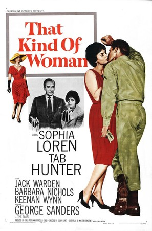 That Kind of Woman - Movie Poster (thumbnail)