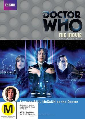 Doctor Who - New Zealand DVD cover (thumbnail)