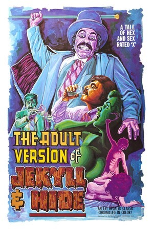 The Adult Version of Jekyll & Hide - Movie Poster (thumbnail)