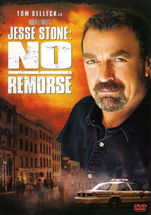 Jesse Stone: No Remorse - DVD cover (thumbnail)