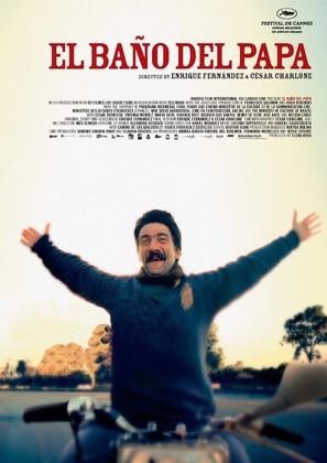 El baño del Papa - Spanish Movie Poster (thumbnail)