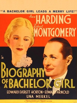 Biography of a Bachelor Girl - Movie Poster (thumbnail)