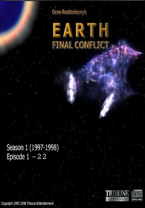 """Earth: Final Conflict"" - Movie Cover (thumbnail)"