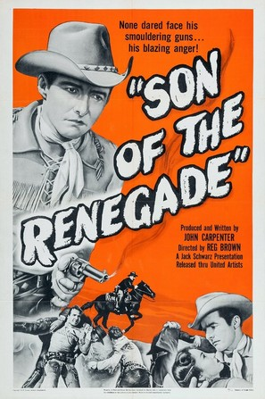 Son of the Renegade - Movie Poster (thumbnail)