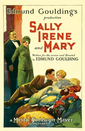 Sally, Irene and Mary - Movie Poster (thumbnail)