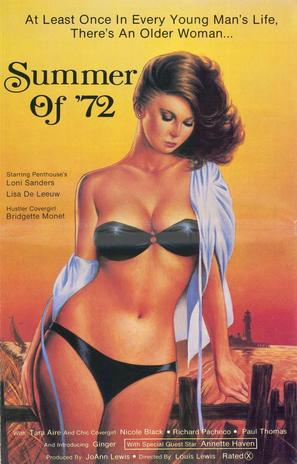 Summer of '72 - Theatrical poster (thumbnail)