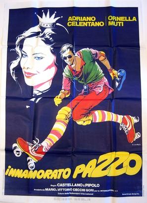 Innamorato pazzo - Italian Movie Poster (thumbnail)