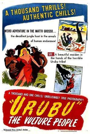 Urubu - Theatrical poster (thumbnail)