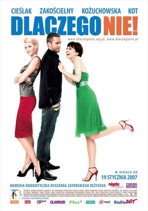Dlaczego nie! - Polish Movie Poster (thumbnail)