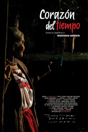 Corazón del tiempo - Mexican Movie Poster (thumbnail)