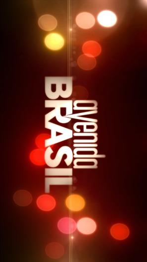 """Avenida Brasil"" - Brazilian Logo (thumbnail)"