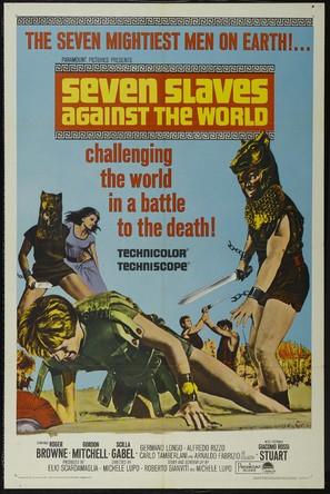 Schiavi più forti del mondo, Gli - Movie Poster (thumbnail)