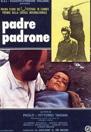 Padre padrone - Italian Movie Poster (thumbnail)