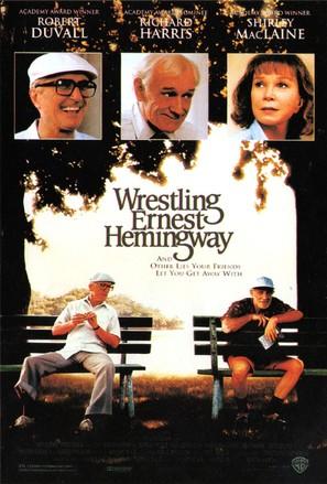 Wrestling Ernest Hemingway - Movie Poster (thumbnail)