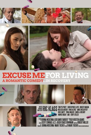 Excuse Me for Living - Movie Poster (thumbnail)