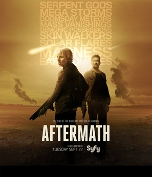 """Aftermath"" - Canadian Movie Poster (thumbnail)"