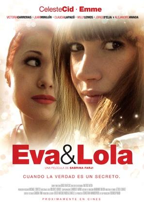 Eva y Lola - Argentinian Movie Poster (thumbnail)