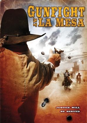 Gunfight at La Mesa - DVD cover (thumbnail)