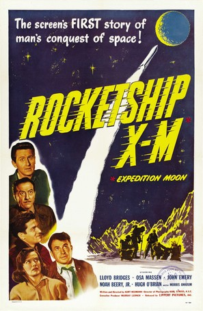 Rocketship X-M - Movie Poster (thumbnail)