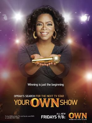 """Your OWN Show"" - Movie Poster (thumbnail)"