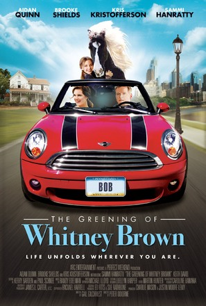 The Greening of Whitney Brown - Movie Poster (thumbnail)