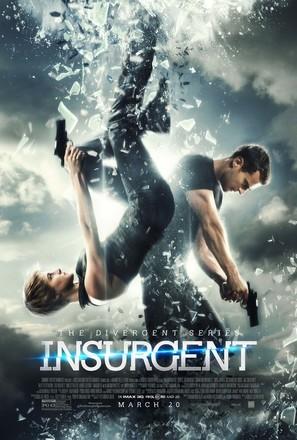 Insurgent - Movie Poster (thumbnail)
