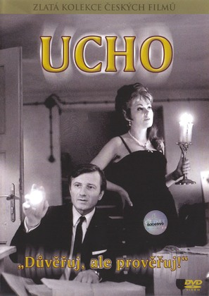 Ucho - Czech Movie Cover (thumbnail)