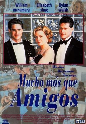 Radio Inside - Spanish Movie Poster (thumbnail)