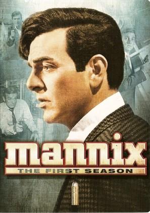 """Mannix"" - DVD cover (thumbnail)"