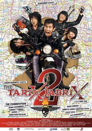 The Tarix Jabrix 2 - Indonesian Movie Poster (thumbnail)
