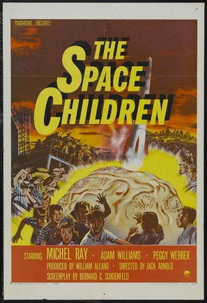 The Space Children - Movie Poster (thumbnail)